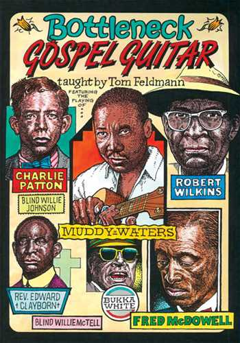 DVD - Bottleneck Gospel Guitar