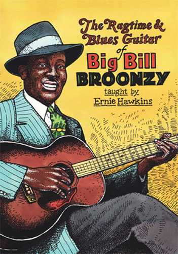 DVD-The Ragtime & Blues Guitar of Big Bill Broonzy