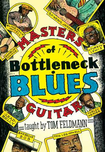 DVD - Masters of Bottleneck Blues Guitar
