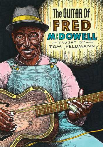 DVD - Guitar of Fred McDowell