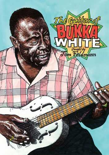 DVD-The Guitar of Bukka White