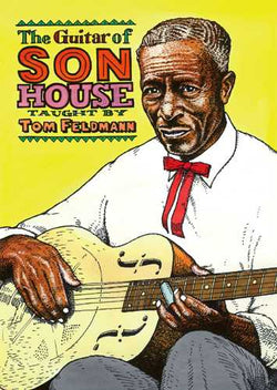 DVD-The Guitar of Son House