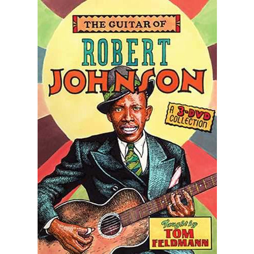DOWNLOAD ONLY - The Guitar of Robert Johnson