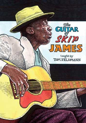 DVD-The Guitar of Skip James