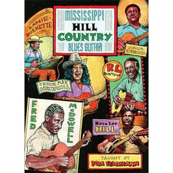 DOWNLOAD ONLY - Mississippi Hill Country Blues Guitar
