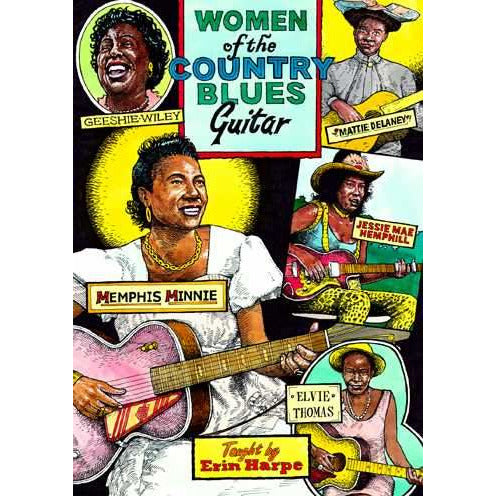 DVD - Women of the Country Blues Guitar