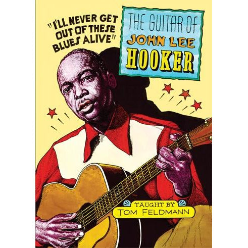 DOWNLOAD ONLY - The Guitar of John Lee Hooker
