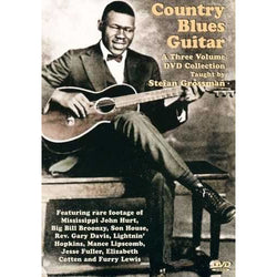 DVD - Country Blues Guitar