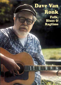 DVD - Folk, Blues & Ragtime