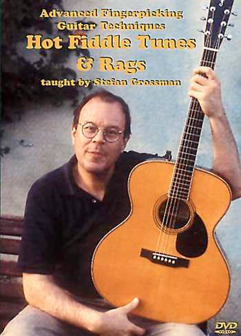 DVD - Hot Fiddle Tunes and Rags