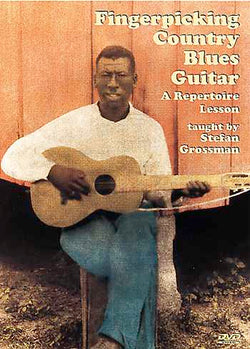 DVD - Fingerpicking Country Blues Guitar