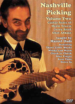DVD - Nashville Picking 2 / Guitar Solos of Merle Travis, Jerry Reed & Chet Atkins