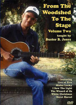DVD - From the Woodshed to Stage, Vol. 2