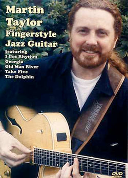 DVD - Fingerstyle Jazz Guitar
