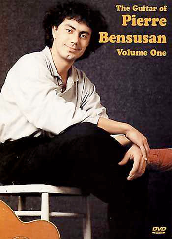 DVD-The Guitar of Pierre Bensusan, Vol. 1