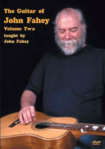 DVD-The Guitar of John Fahey: Volume II