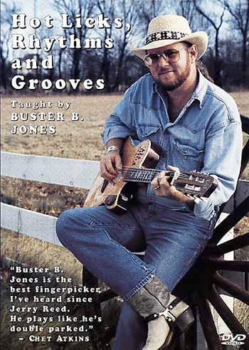 DVD - Hot Licks, Rhythms and Grooves