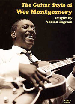 DVD-The Guitar Style of Wes Montgomery