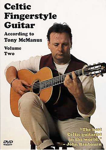 DVD - Celtic Fingerstyle Guitar, Vol. 2