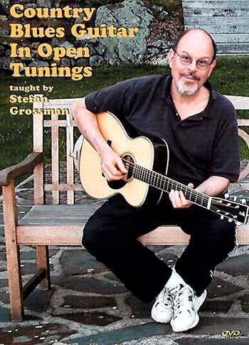 DVD - Country Blues Guitar in Open Tunings