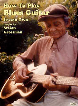 DVD - How to Play Blues Guitar, Volume 2