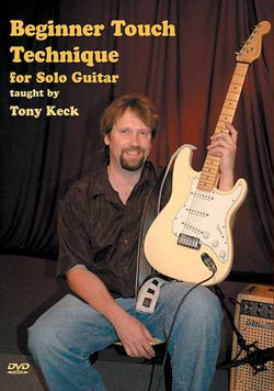DVD - Beginner Touch Technique for Solo Guitar