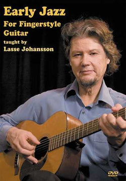 DVD - Early Jazz for Fingerstyle Guitar