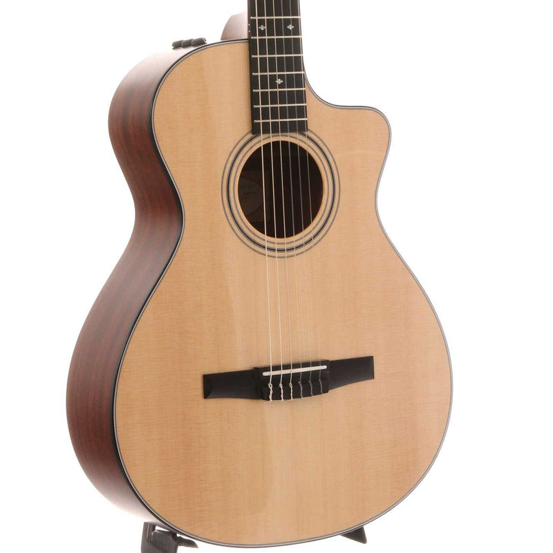 Taylor 312ce-N Nylon String Acoustic Guitar & Case