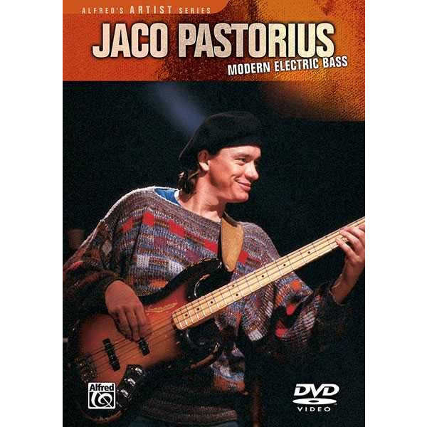 DOWNLOAD ONLY - Jaco Pastorius - Modern Electric Bass