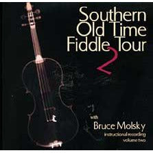 <CD> Southern Old-Time Fiddle Tour with Bruce Molsky Vol. 2