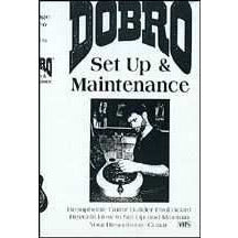 DVD - Dobro Set Up & Maintenance