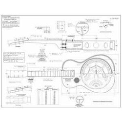 Resonator Guitar Plans