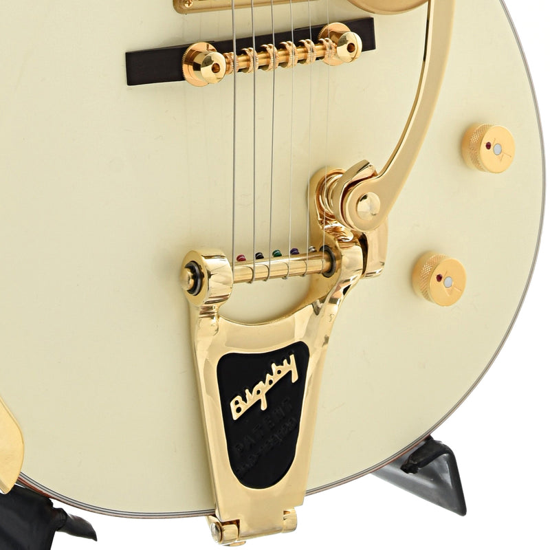 Gretsch G6134T-58 Vintage Select White Penguin with Case