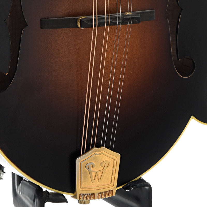 Weber Diamondback F-14-F F-Model Mandolin & Case