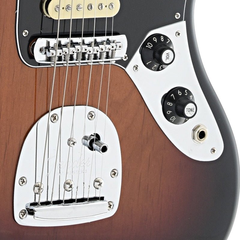 Fender Player Jaguar, 3 Color Sunburst