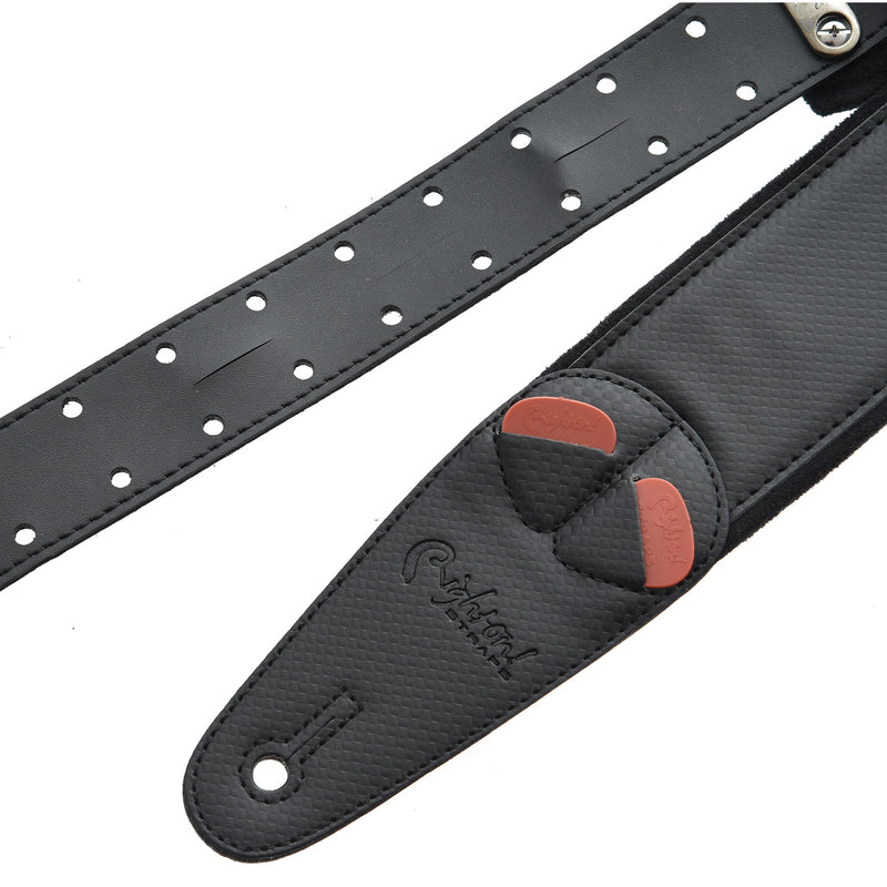Right On! Straps Mojo Carbon Guitar Strap