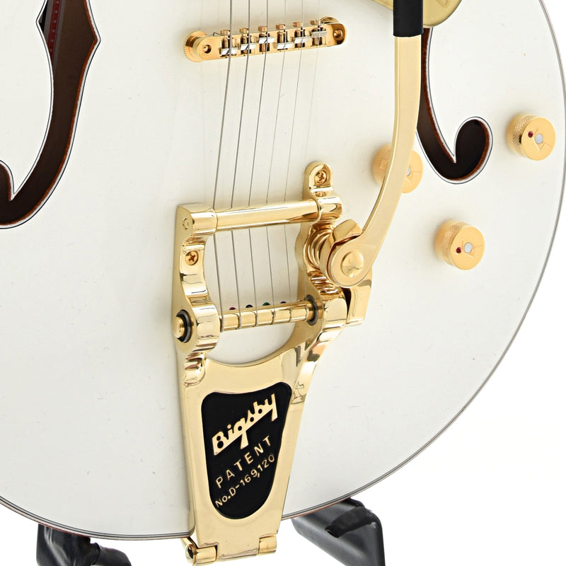 Gretsch G6636T Players Edition White Falcon with Case