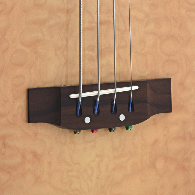 Morgan Monroe MQB-N Acoustic-Electric Bass (2000's)