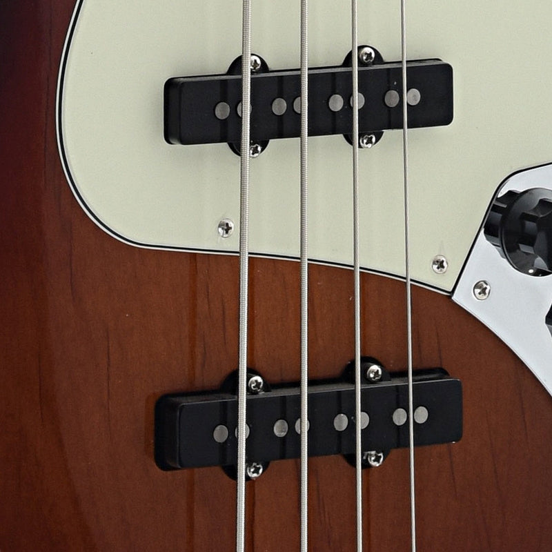 Fender American Pro Jazz Bass with Case