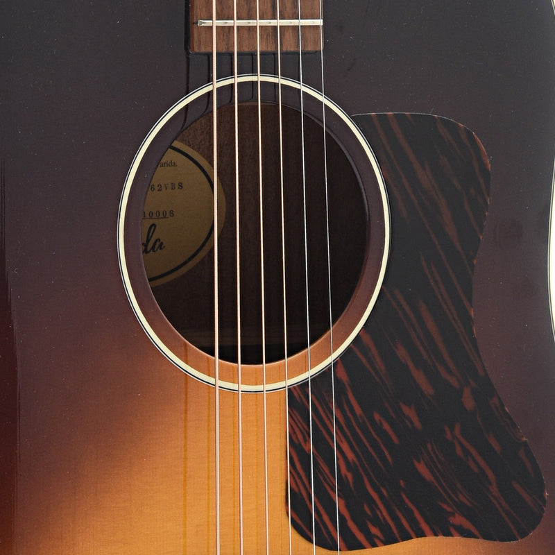 Farida Old Town Series OT-62 E VBS Acoustic-Electric Guitar