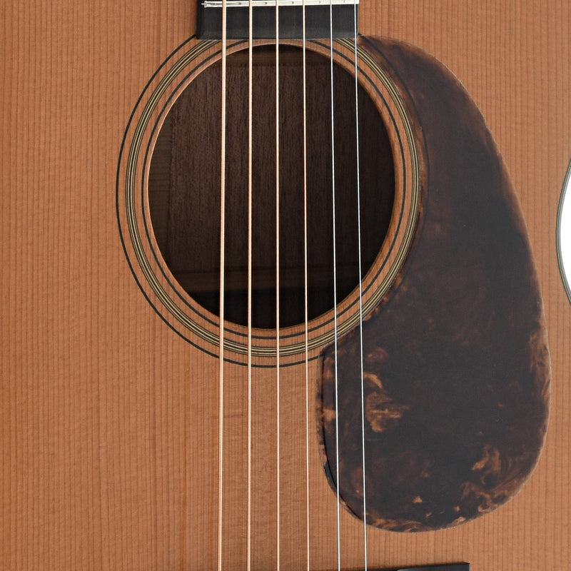 Pre-War Guitars Co. Triple-O Mahogany, Level 1 Aging