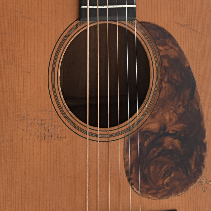 Pre-War Guitars Co. Dreadnought Mahogany, Level 2 Aging