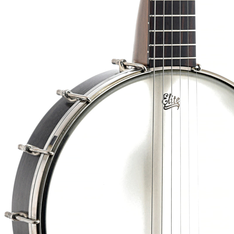 Chuck Lee Badger Style B Banjo-Guitar (recent)