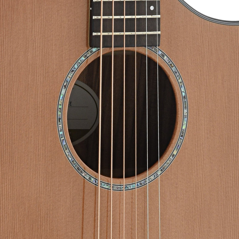 Breedlove Solo Concerto CE Red Cedar - Ovangkol Acoustic-Electric Guitar
