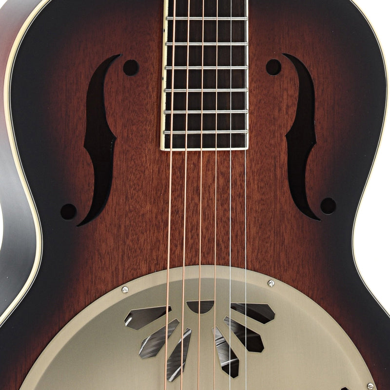 * Elderly Instruments Delta Blues Resonator Guitar Outfit