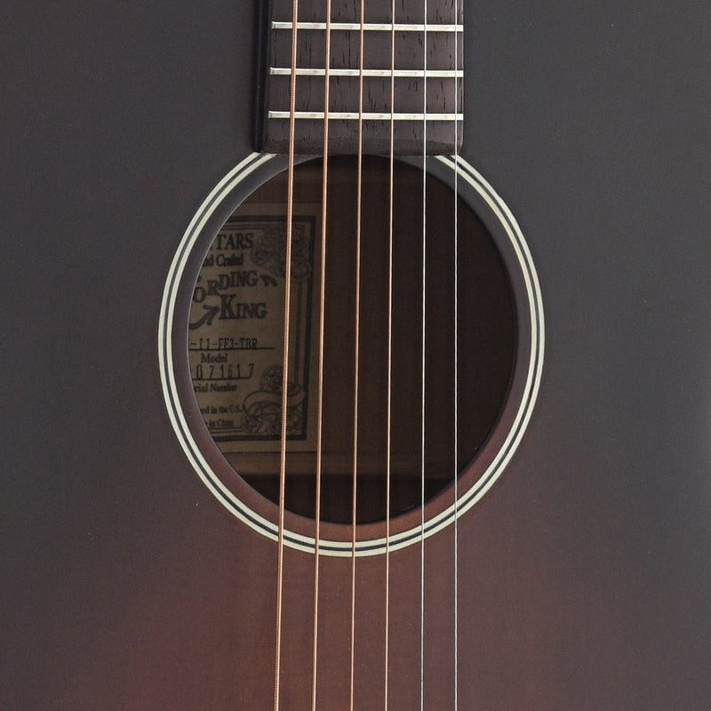 Recording King Series 11 All Solid 000 Acoustic Guitar