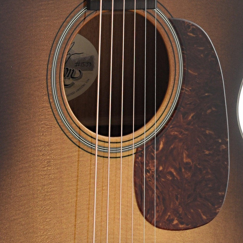 Preston Thompson Guitars 000-14MS Acoustic Guitar with Case