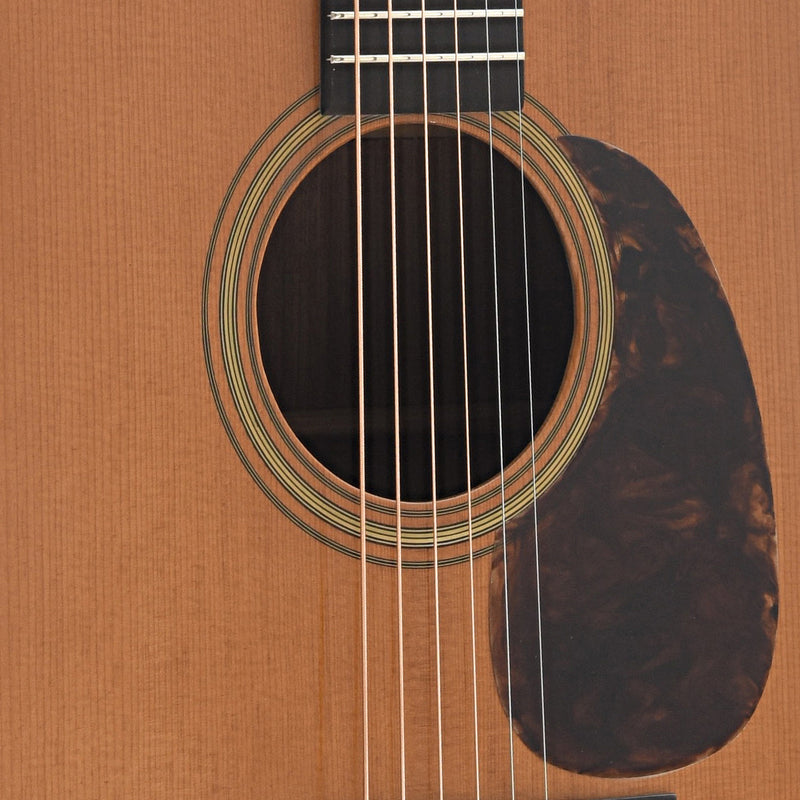 Pre-War Guitars Co. International Herringbone Granadillo, Level 1 Aging