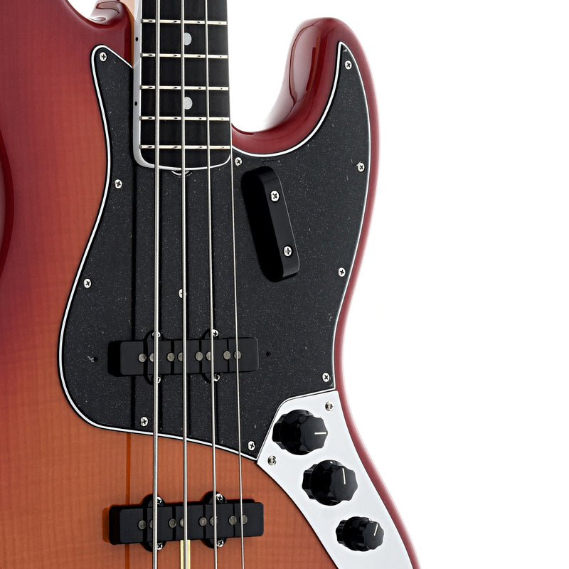 Fender Rarities Flame Ash Top Jazz Bass