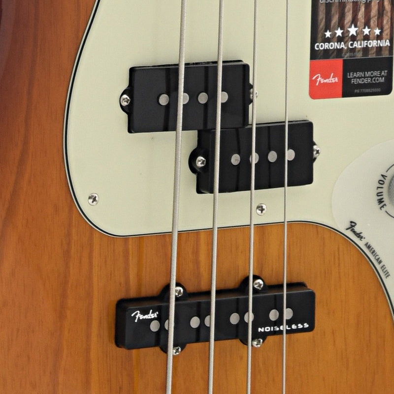 Fender American Elite Precision Bass with Case